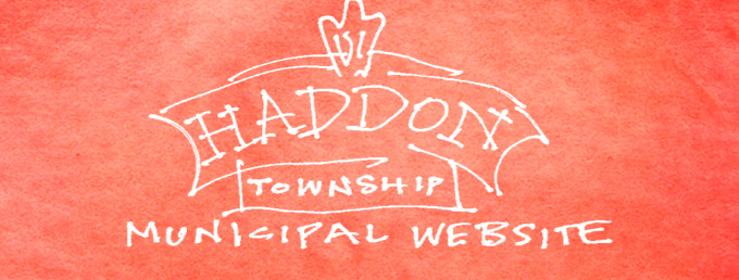 Haddon Township Municipal Website