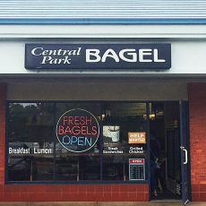 central park bagel