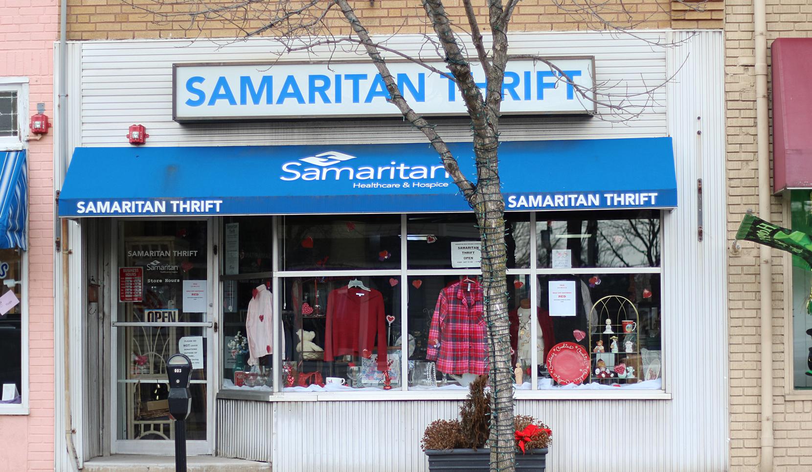 samaritan thrift