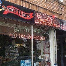sattler's hobby shop